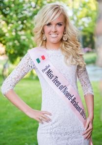 Miss Teen of Noord-Brabant 2015